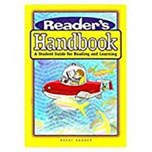 Great Source Reader's Handbooks: Handbook Transparencies Grade 4