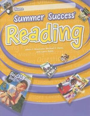 Summer Success Reading: Student Response Book, Grade 1