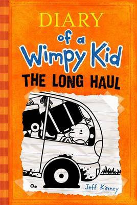 The Long Haul: Diary of a Wimpy Kid (BK9),