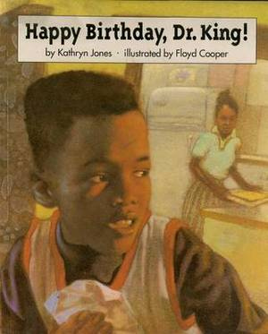 Happy Birthday, Dr. King