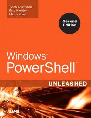 Windows Powershell Unleashed