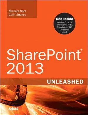 SharePoint 2013 Unleashed