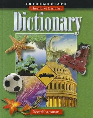 Thorndike Barnhart Dictionary