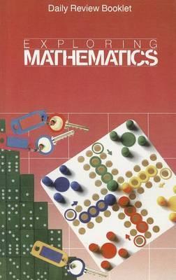 Exploring Mathematics Daily Review Booklet, Grade 3