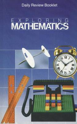 Exploring Mathematics Daily Review Booklet, Grade 4