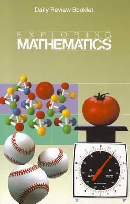 Exploring Mathematics Daily Review Booklet, Grade 5