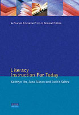 Literacy Instruction for Today