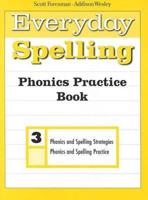 Spelling 2000 Phonics Practice Book Gr3 3