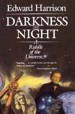 Darkness at Night: A Riddle of the Universe