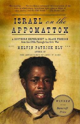 Israel on the Appomattox: A Southern Experiment in Black Freedom from the 1790s Through the Civil War