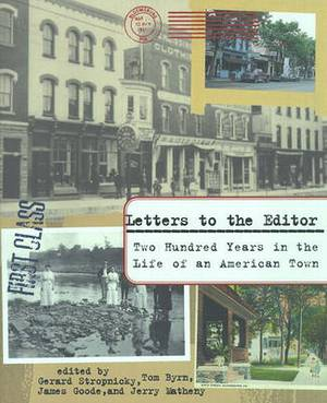 Letters to the Editor: Two Hundred Years in the Life of an American Town
