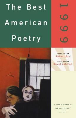 Best American Poetry 1999: 1999