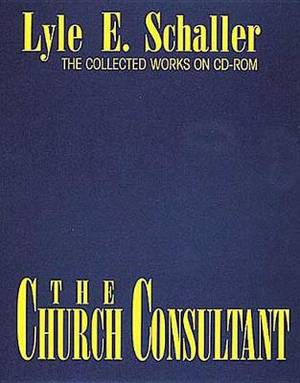 Church Consultant - CD Rom