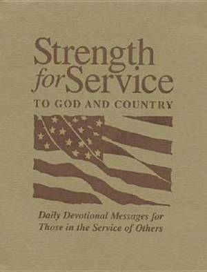 Strength for Service to God and Country (Tan): Daily Devotional Messages for Those in the Service of Others