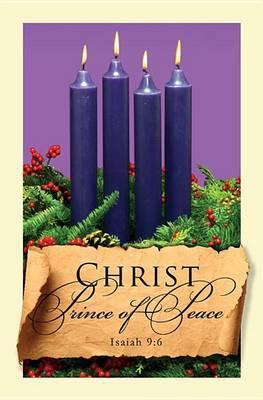 Advent Purple Sunday 4 Bulletin 2011, Regular (Package of 50)