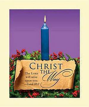 Advent Blue Sunday 1 Bulletin 2011, Large (Package of 50)