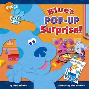 Blue's Pop-up Surprise!
