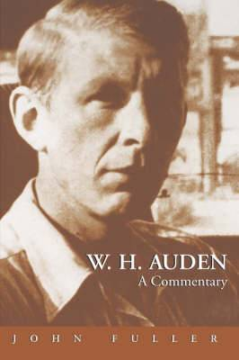 W.H.Auden: A Commentary