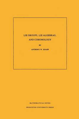 Lie Groups, Lie Algebras, and Cohomology. (MN-34), Volume 34