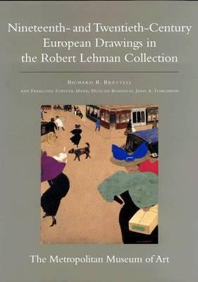 The Robert Lehman Collection at the Metropolitan Museum of Art: v. 9: Nineteenth and Twentieth Century European Drawings
