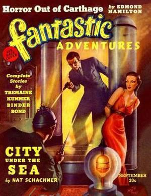 Fantastic Adventure: September 1939