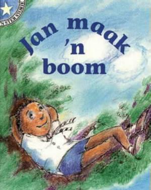Jan maak 'n boom: Vlak 4: Gr 1: Leesboek
