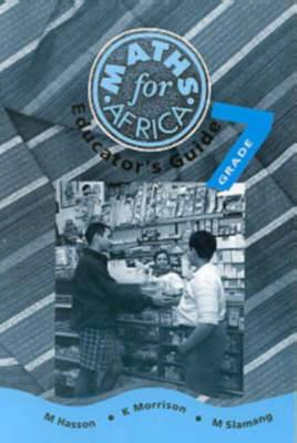 Maths for Africa: Gr 7: Learner's book