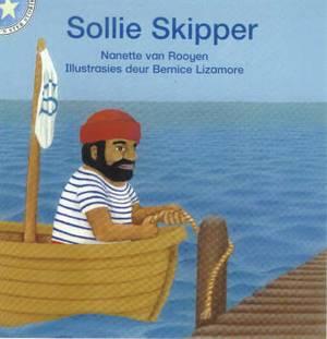 Sollie Skipper: Vlak 1: Gr 2: Leesboek