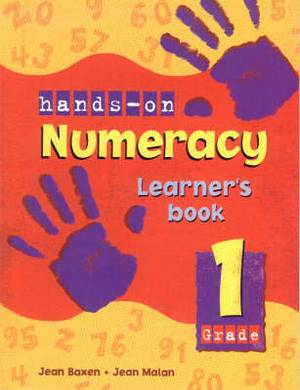 Hands-on numeracy: Gr 1: Learner's book