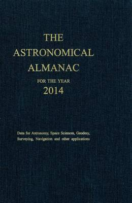 Astronomical Almanac: 2014