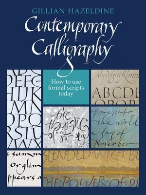 Contemporary Calligraphy: How to Use Formal Scripts Today