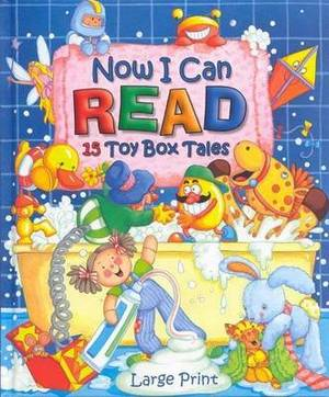 Now I Can Read 15 Toy Box Tales: 15 Toy Box Tales