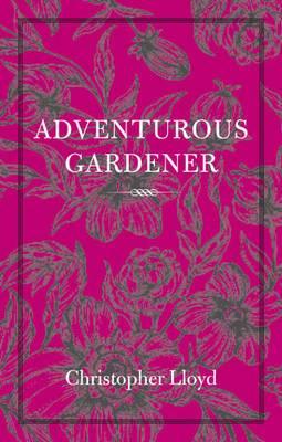 The Adventurous Gardener