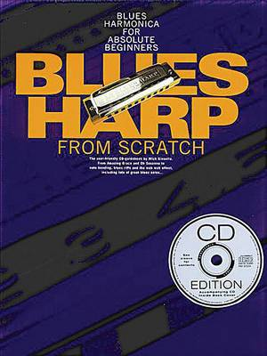 Blues Harp from Scratch (book/CD)