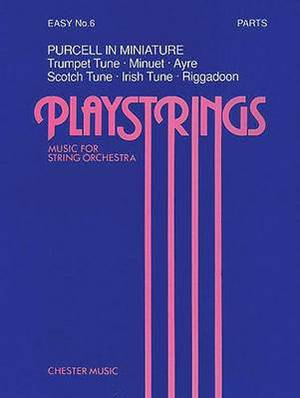 Playstrings Easy No. 6 Purcell in Miniature