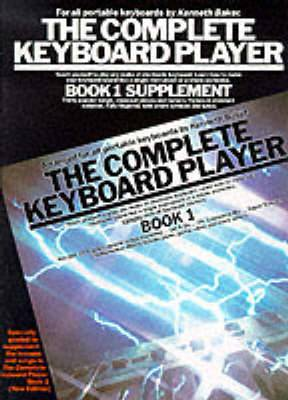 The Complete Keyboard Player: Bk. 1: Supplement
