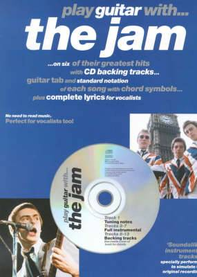 Play Guitar with the Jam