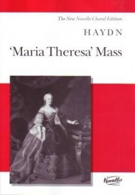 Haydn: Maria Theresa Mass (Vocal Score)