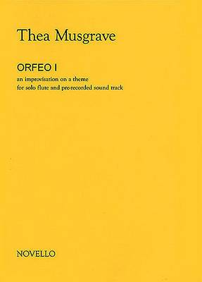 Orfeo I: Flute Part