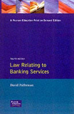 Law Relating To Banking Services