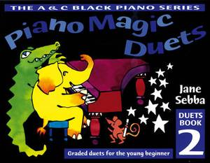 Piano Magic - Piano Magic Duets Book 2: Graded duets for the young beginner