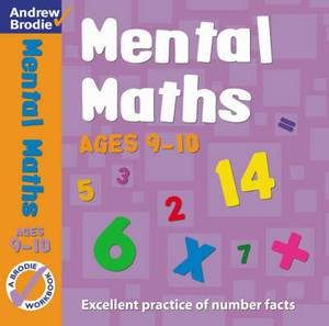 Mental Maths: For Ages 9-10