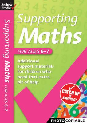 Supporting Maths for Ages 6-7