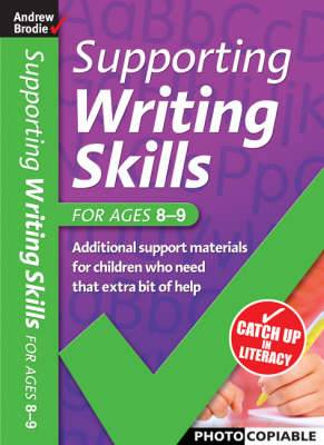 Supporting Writing Skills 8-9
