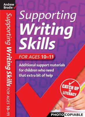 Supporting Writing Skills 10-11