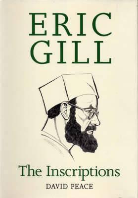 Eric Gill the Inscriptions