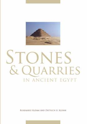 Stones and Quarries in Ancient Egypt