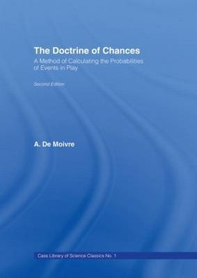 Doctrine of Changes: A Method of Calculating the Probabilities of Events in Play