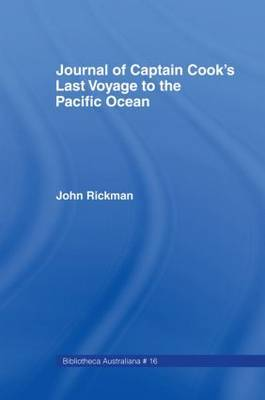 Journal of Captain Cook's Last Voyage to the Pacific Ocean, 1781