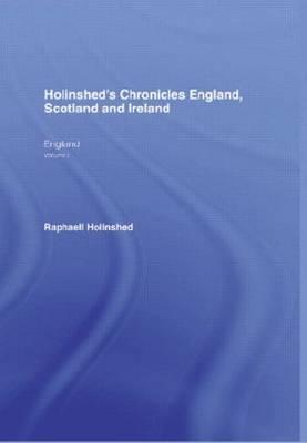 Chronicles:England,Scotland(6vl): Chro.Eng.Scot.Etc 6v